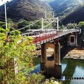 Rio Paz, Puente El Jobo, Las Chinamas, Ahuachapan, El Salvador