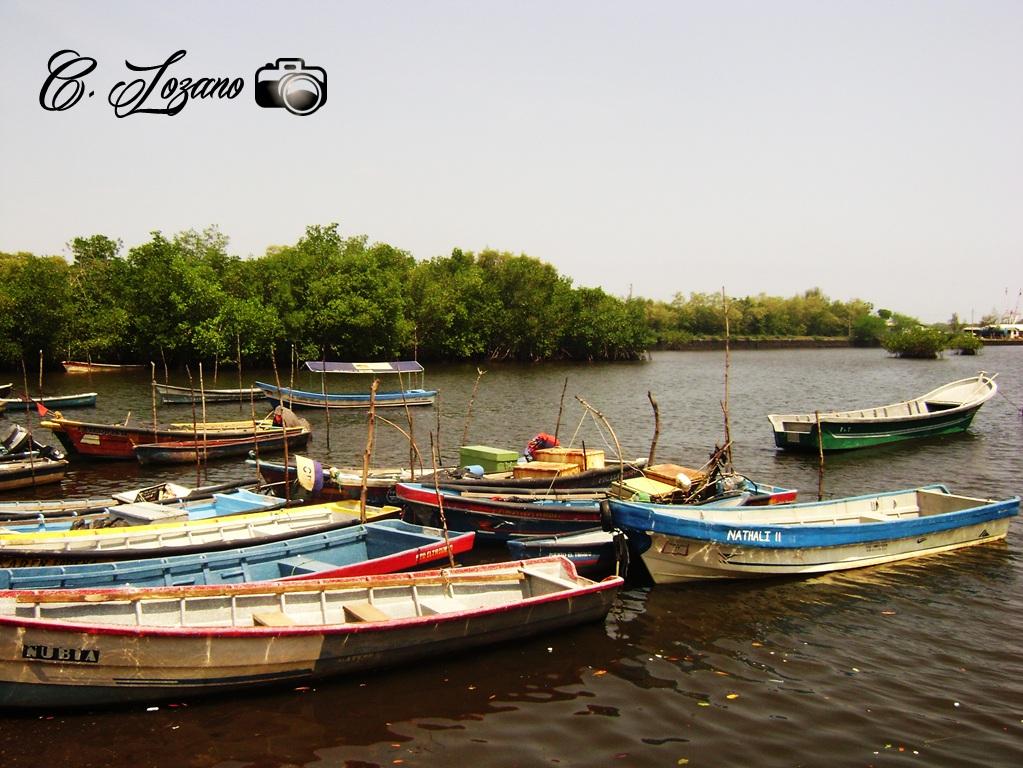 Puerto El Triunfo, Jiquilisco, Usulutan, El Salvador