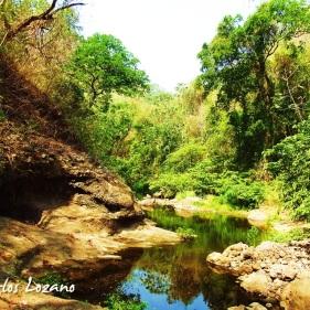 Rio Amayo, Parque Nacional Walter Thilo Deininger, La Libertad, El Salvador