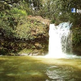Rio Cañaveral, Los Manantiales, San Fernando, Morazan, El Salvador