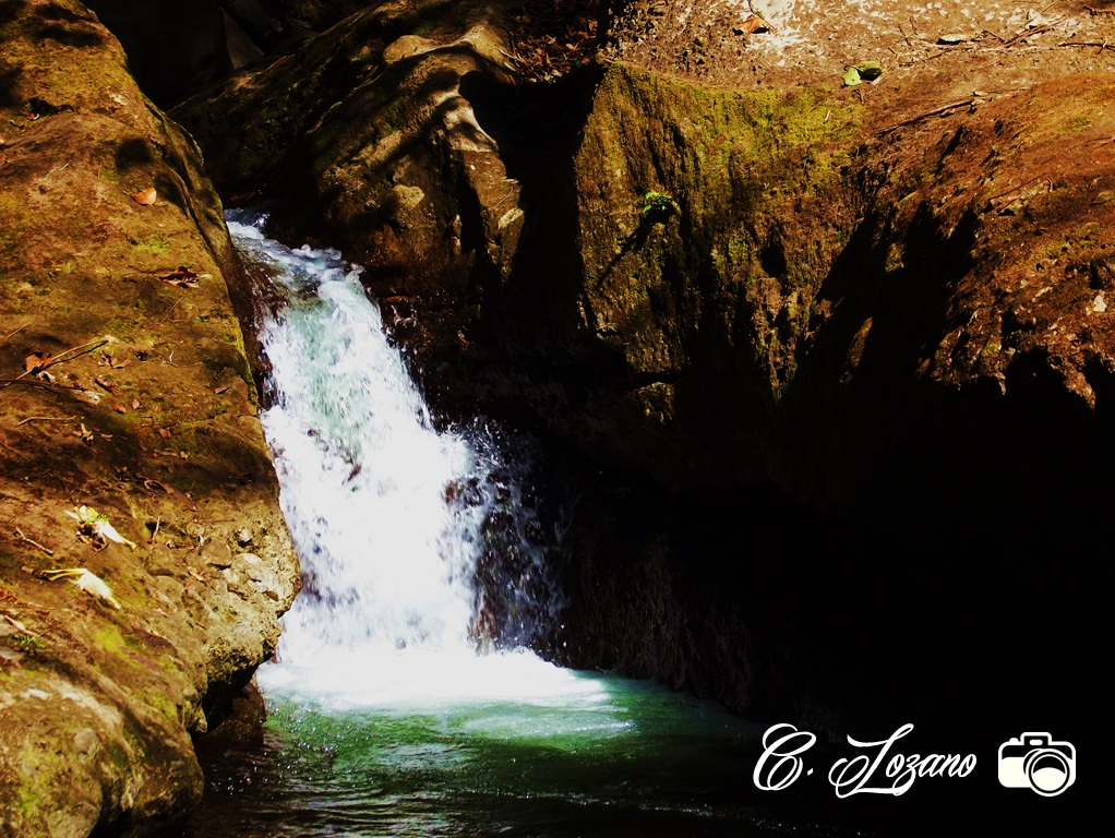 Rio Guayapa, Parque Nacional El Imposible, Ahuachapan, El Salvador