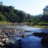 Rio Guaza, Guazapa, San Salvador, El Salvador