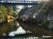 Rio Machacal, San Sebastian, San Vicente, El Salvador