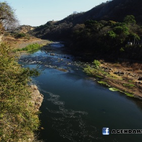 Rio Paz, las chinamas, ahuachapan, el salvador