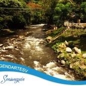 Rio Sensunapan, Sonsonate, El Salvador