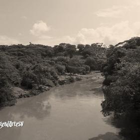 Rio Torola, Morazan, El Salvador