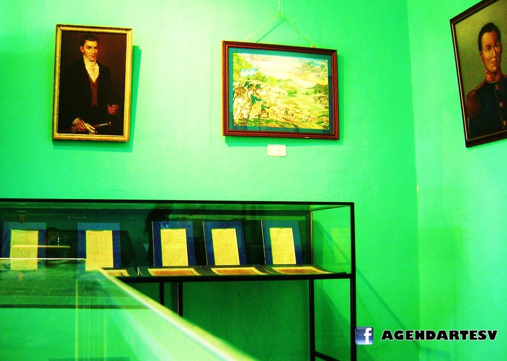 Sala 1 Cap. Gral. Gerardo Barrios