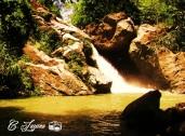 Salto Las Golondrinas, Rio Tamulasco, Las Vueltas, Chalatenango, El Salvador.