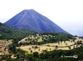 Volcan de Izalco, El Salvador