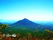 Volcan de Usulutan, El Salvador