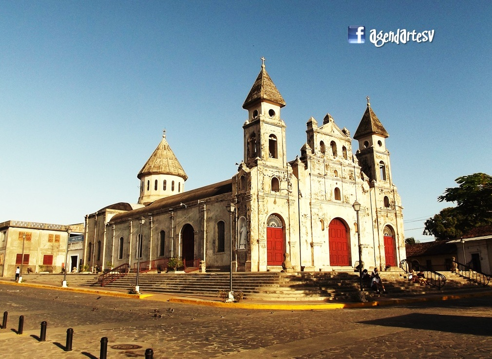 Iglesia de Guadalupe, Granada, Nicaragua