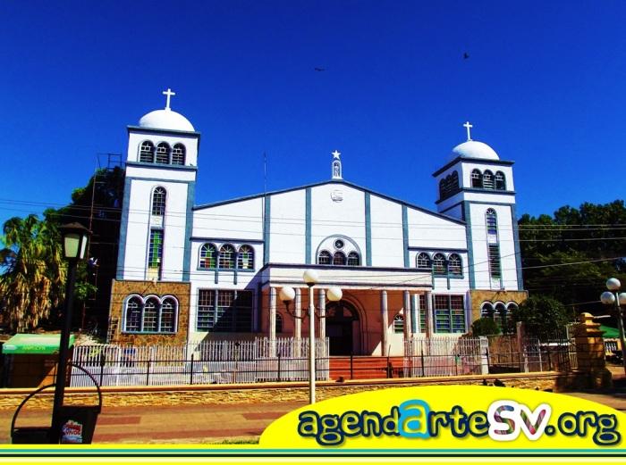 Iglesia de La Union, La Union, El Salvador