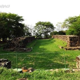 Juego de Pelota Norte, Cihuatan, Aguilares, El Salvador