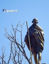 Mahatma Gandhi, El Mozote, Morazan