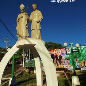 Monseñor Romero y Padre Rutilio Grande, El Paisnal