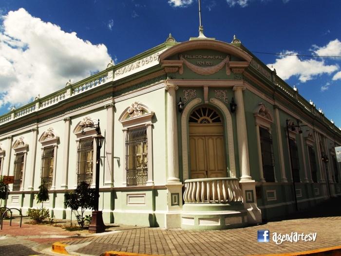 Palacio Tecleño, Santa Tecla, El Salvador