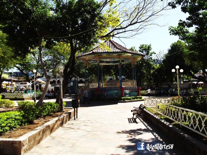 Parque de La Union, La Union, El Salvador