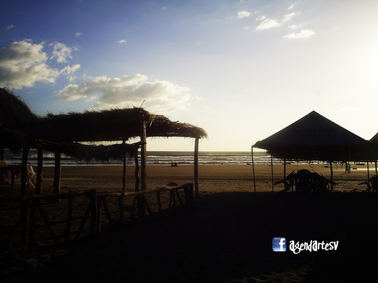 Playa La Boquita, Carazo, Nicaragua