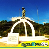 Plaza Nicaragua, Sandino, San Salvador, El Salvador