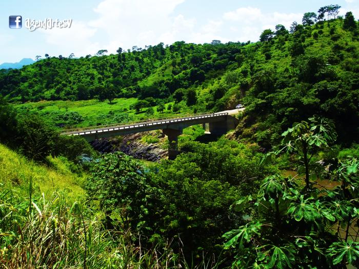 Puente Integracion, Rio Lempa, El Salvador (Victoria)-Honduras (Mapulaca)