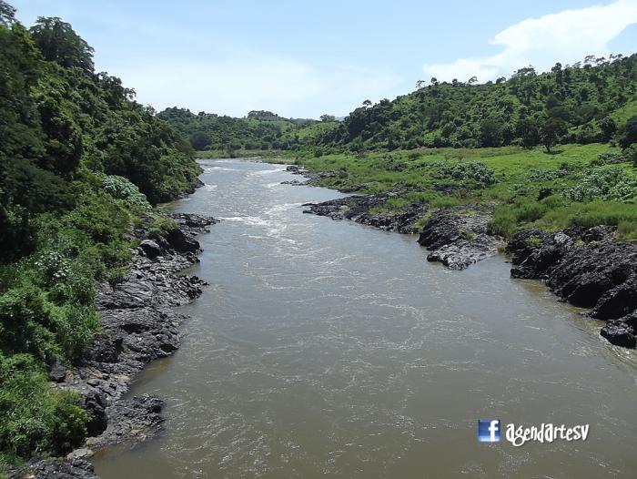 Rio Lempa, El Salvador (Victoria)-Honduras (Mapulaca)