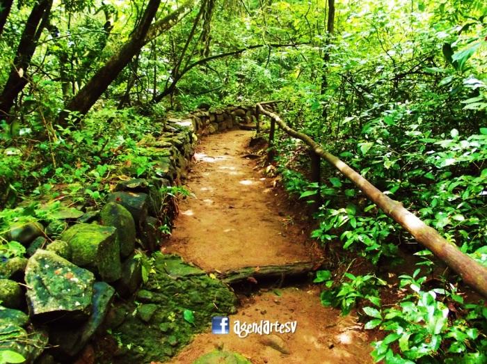 Senderos Parque Ecologico Cinquera, Cabañas, El Salvador
