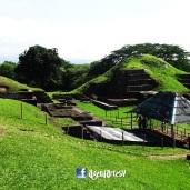 Sitio Arqueologico San Andres, La Libertad, El Salvador