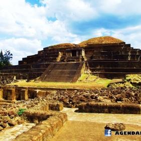 Sitio Arqueologico Tazumal, Chalchuapa, Santa Ana, El Salvador