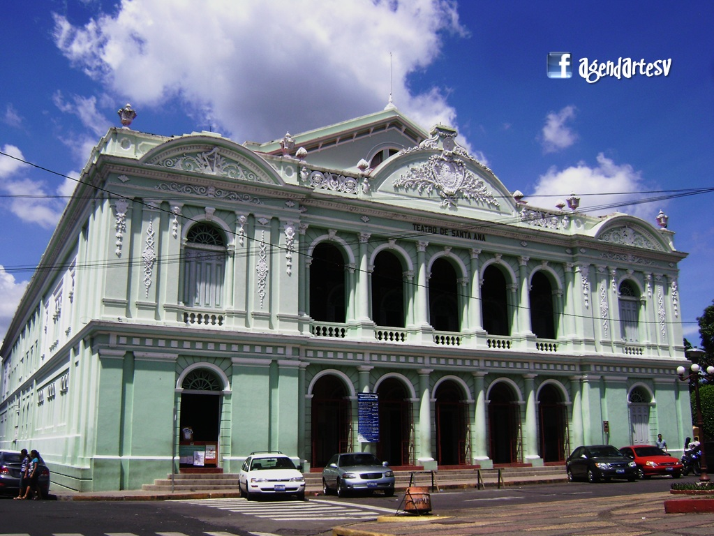 Teatro Nacional de Santa Ana, El Salvador