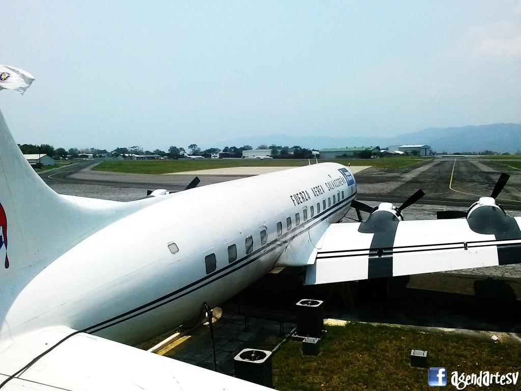 Aeropuerto de Ilopango, El Salvador