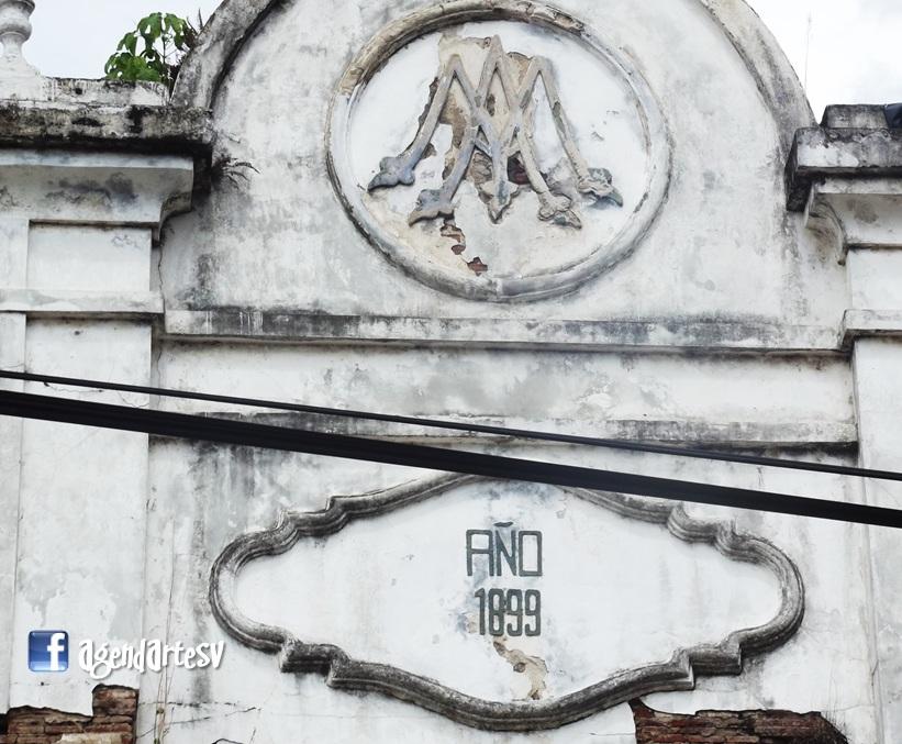 Fachada Iglesia de Atiquizaya