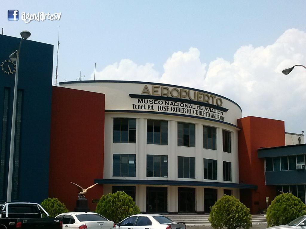 Museo Nacional de Aviacion de El Salvador