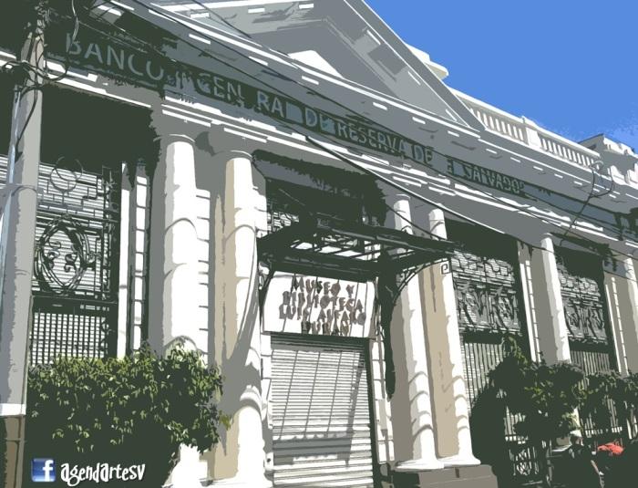 Museo y Biblioteca Luis A Duran, BCR, El Salvador
