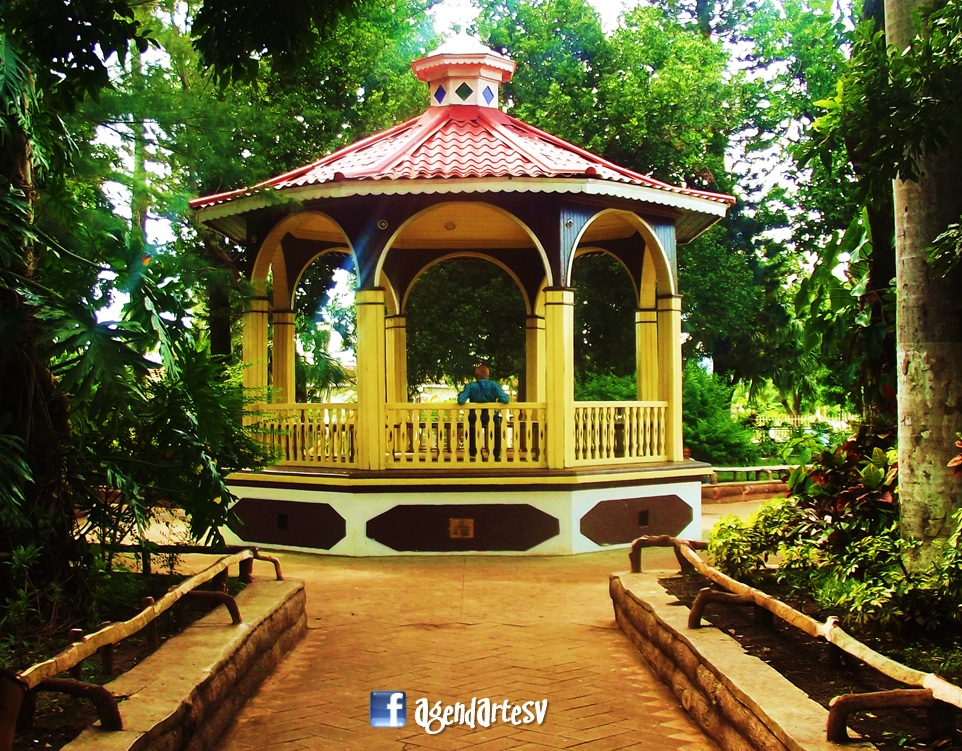 Parque de Atiquizaya