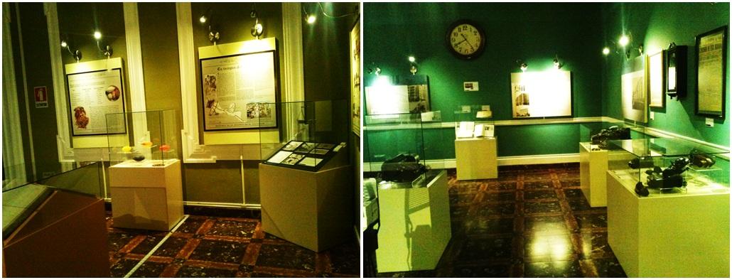 Salas del Museo Luis A Furan, BCR, El Salvador