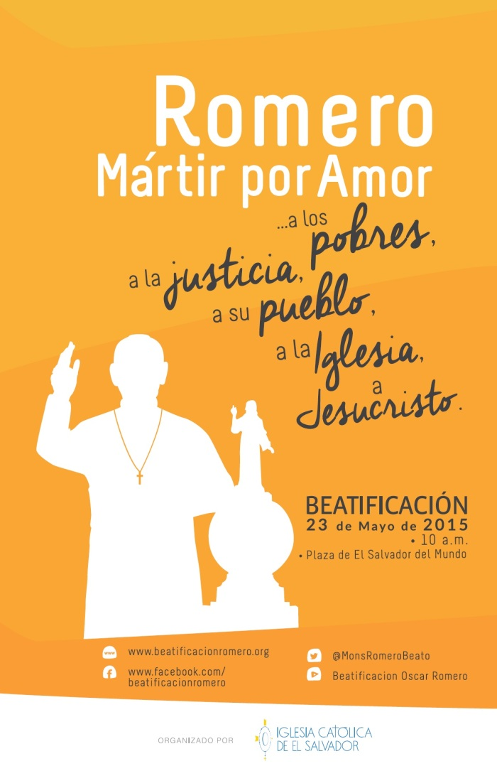 beatificacion romero 1