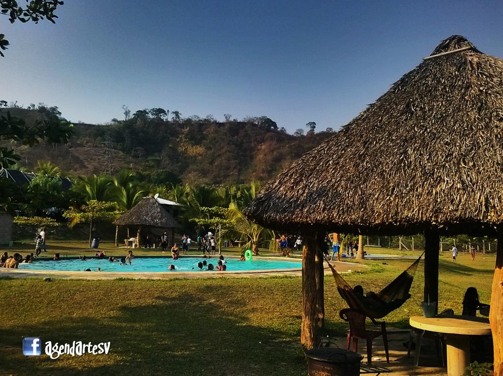 Turicentro Don Pedro, San Sebastian, San Vicente, El Salvador
