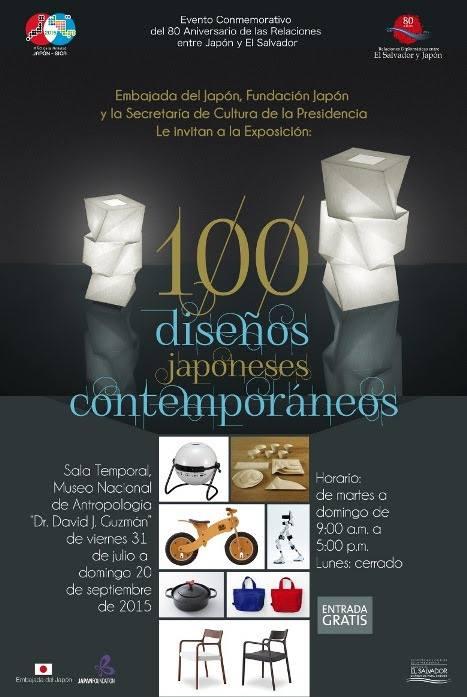 100 diseños japoneses