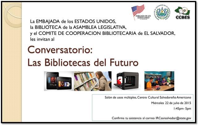 bibliotecas del futuro