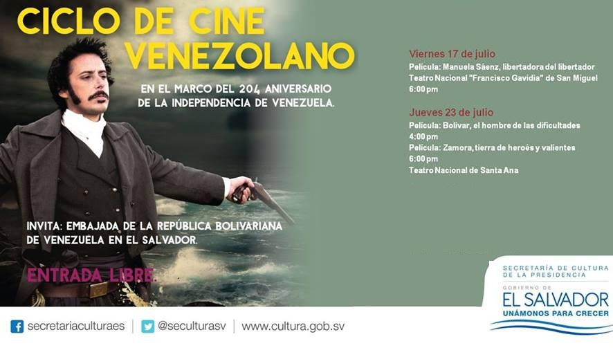 Ciclo de Cine Venezolano