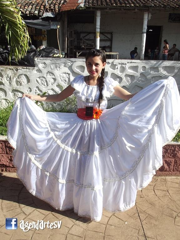 Danzas folclorica de Mercedes Umaña, Usulutan