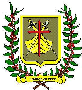 escudo santiago de maria