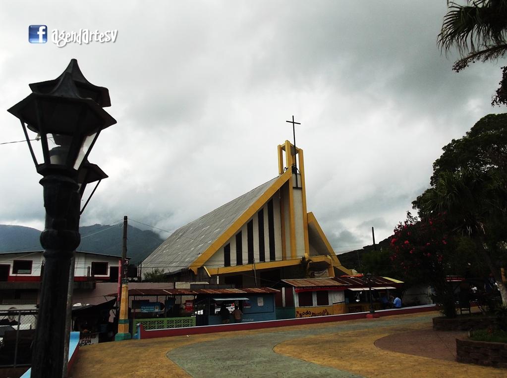 Iglesia de Santiago de Maria, Usulutan