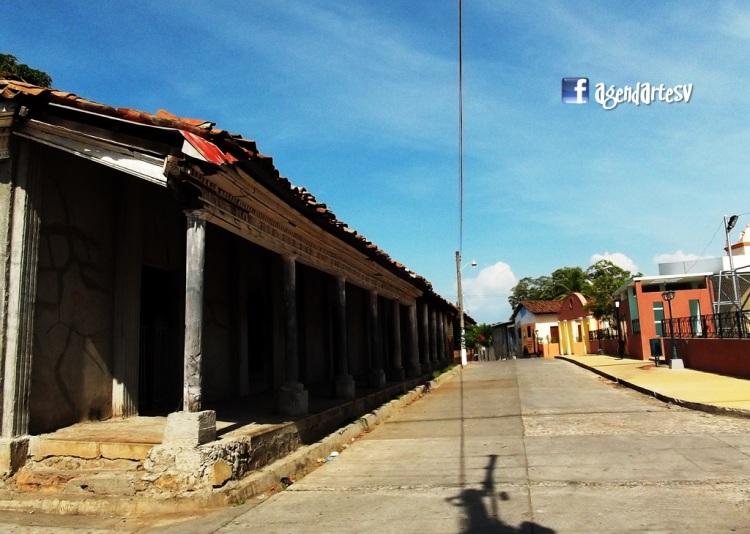 Casco Urbano de Estanzuelas, Usulutan, El Salvador