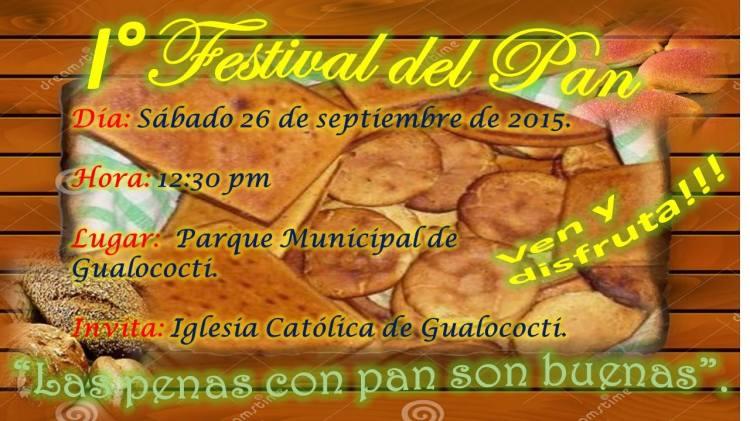 festival del pan
