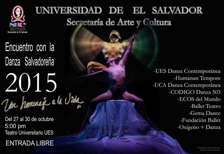 danza salvadoreña