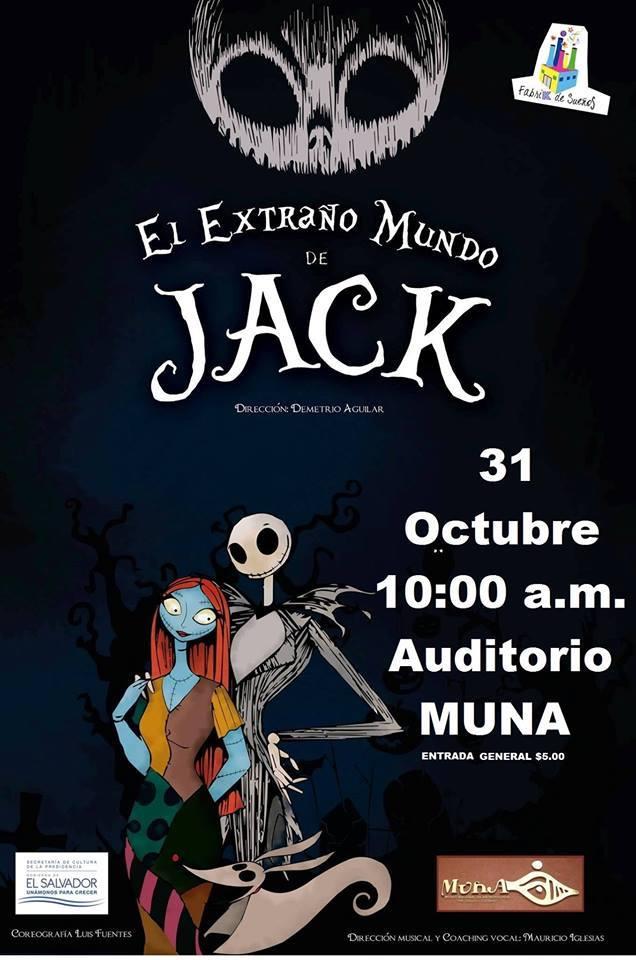 extraño mundo de jack