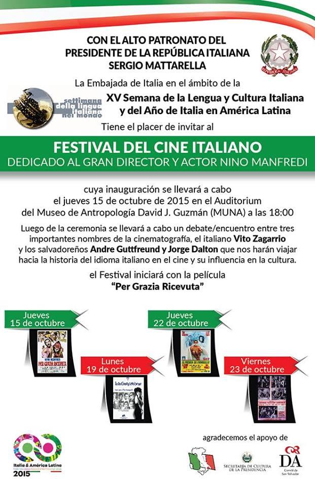 festival de cine italiano