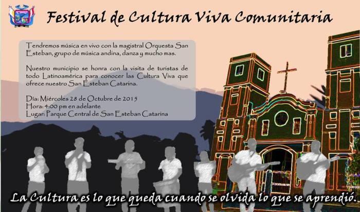 Festival de Cultura Viva Comunitaria