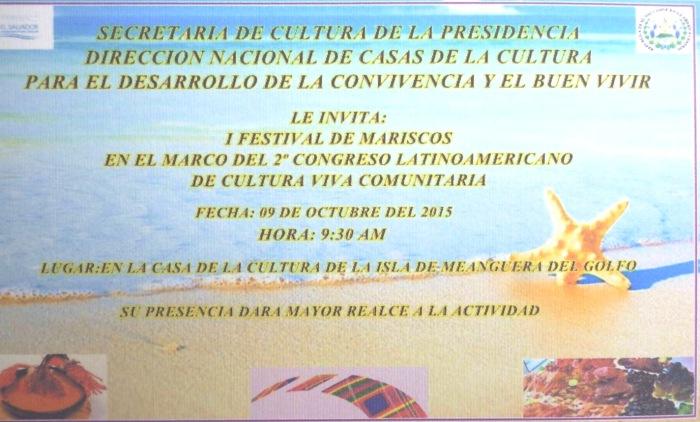 festival del marisco meanguera